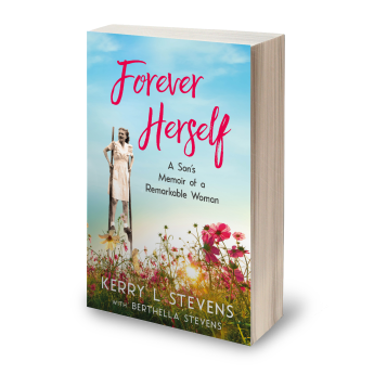 Forever Herself Cover 3D png